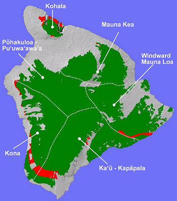 Lowland Mesic System, Hawaii Island