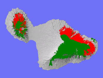 Lowland Wet System, Island of Maui